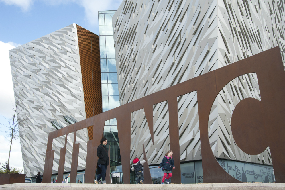 Beeld: Tony Pleavin - Tourism Northern Ireland