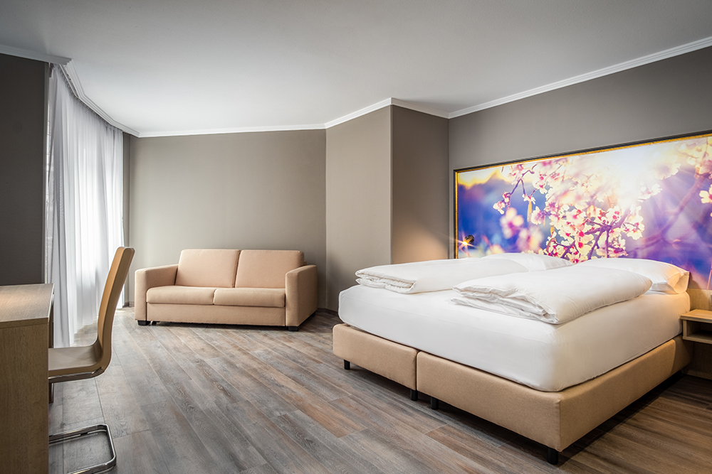 Beeld: AWA Hotel München