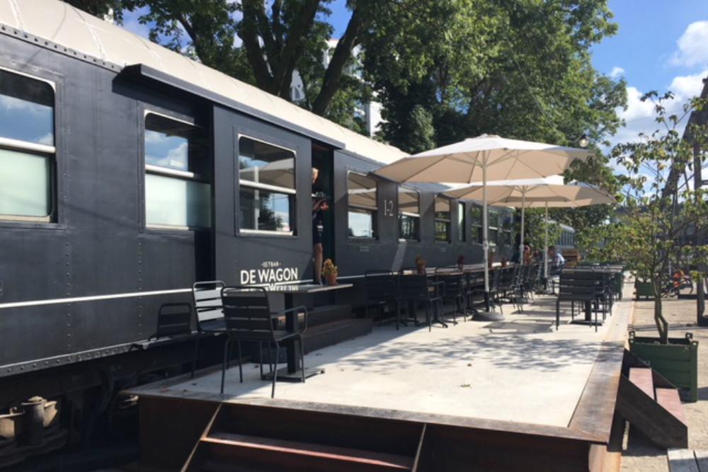 Restaurant De Wagon in Tilburg | Credit: Glenda Kregel - CityZapper