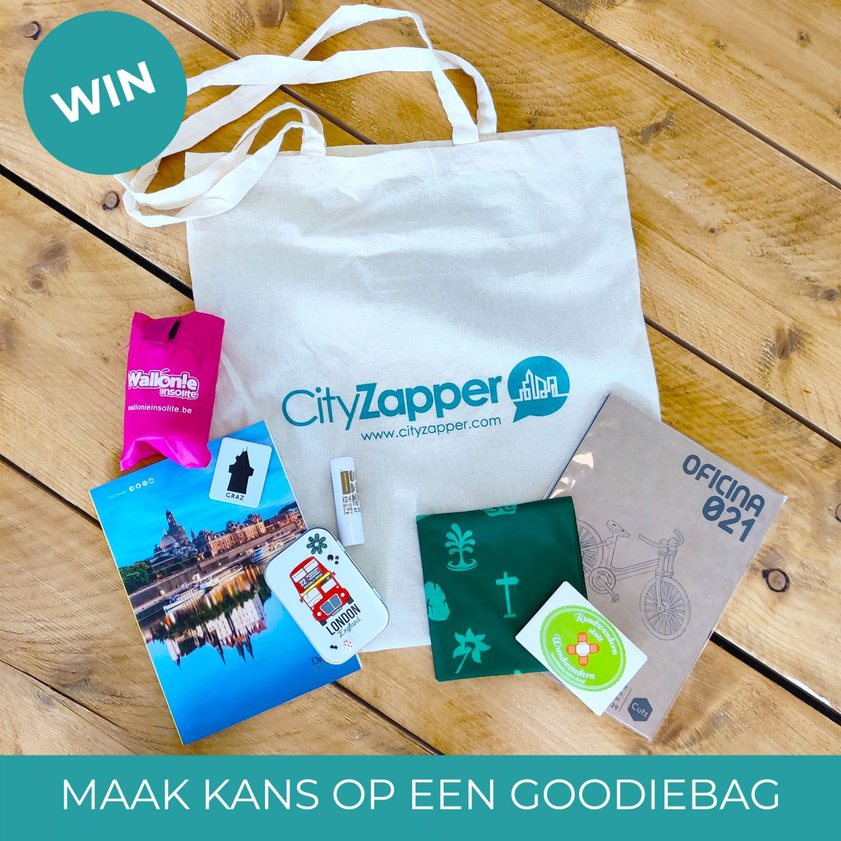 Goodiebag CityZapper