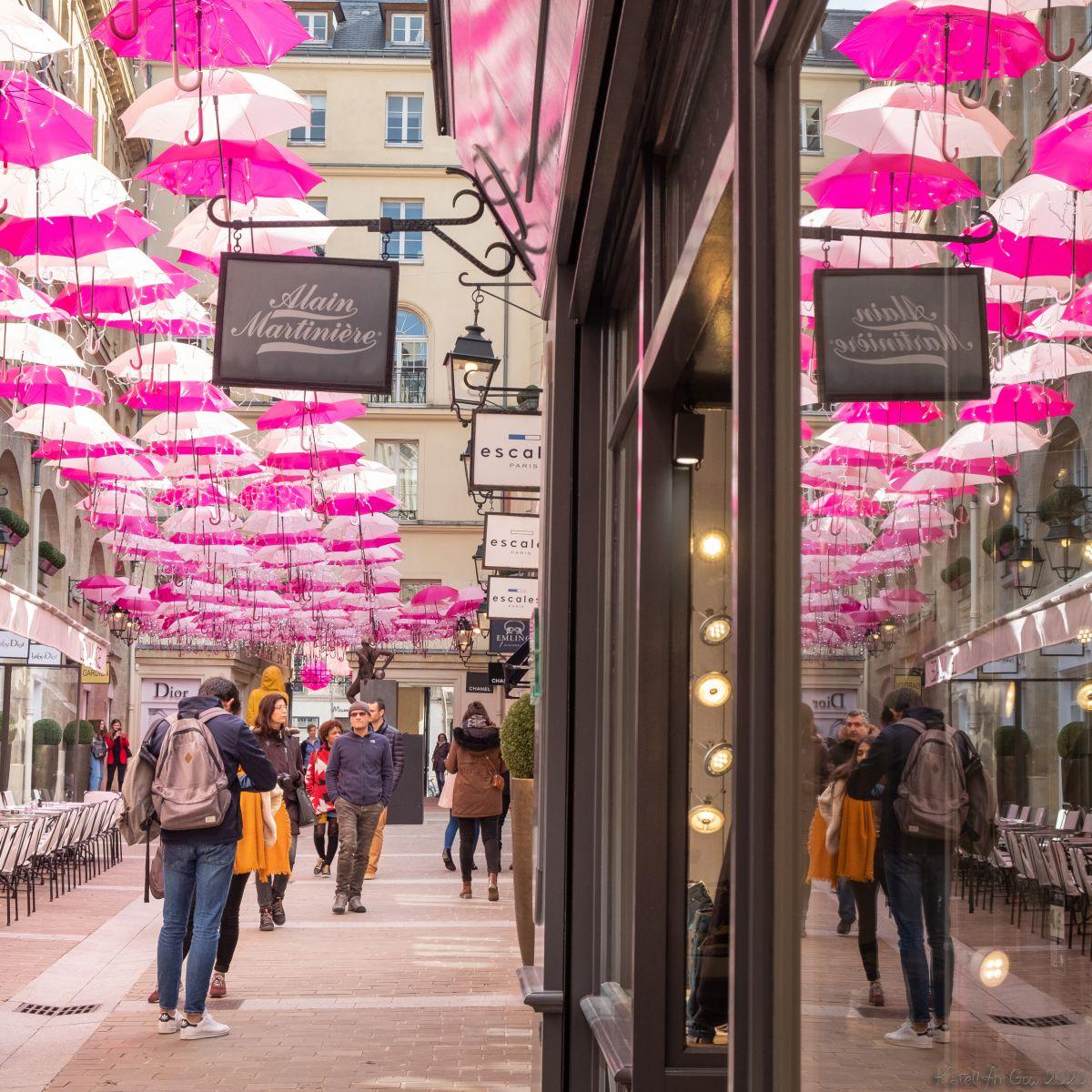 Le Village Royal in Parijs