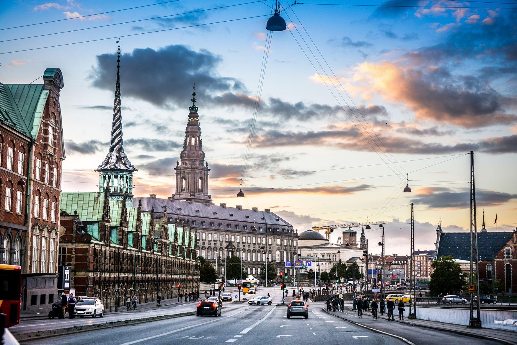 Roadtrip stad Denemarken