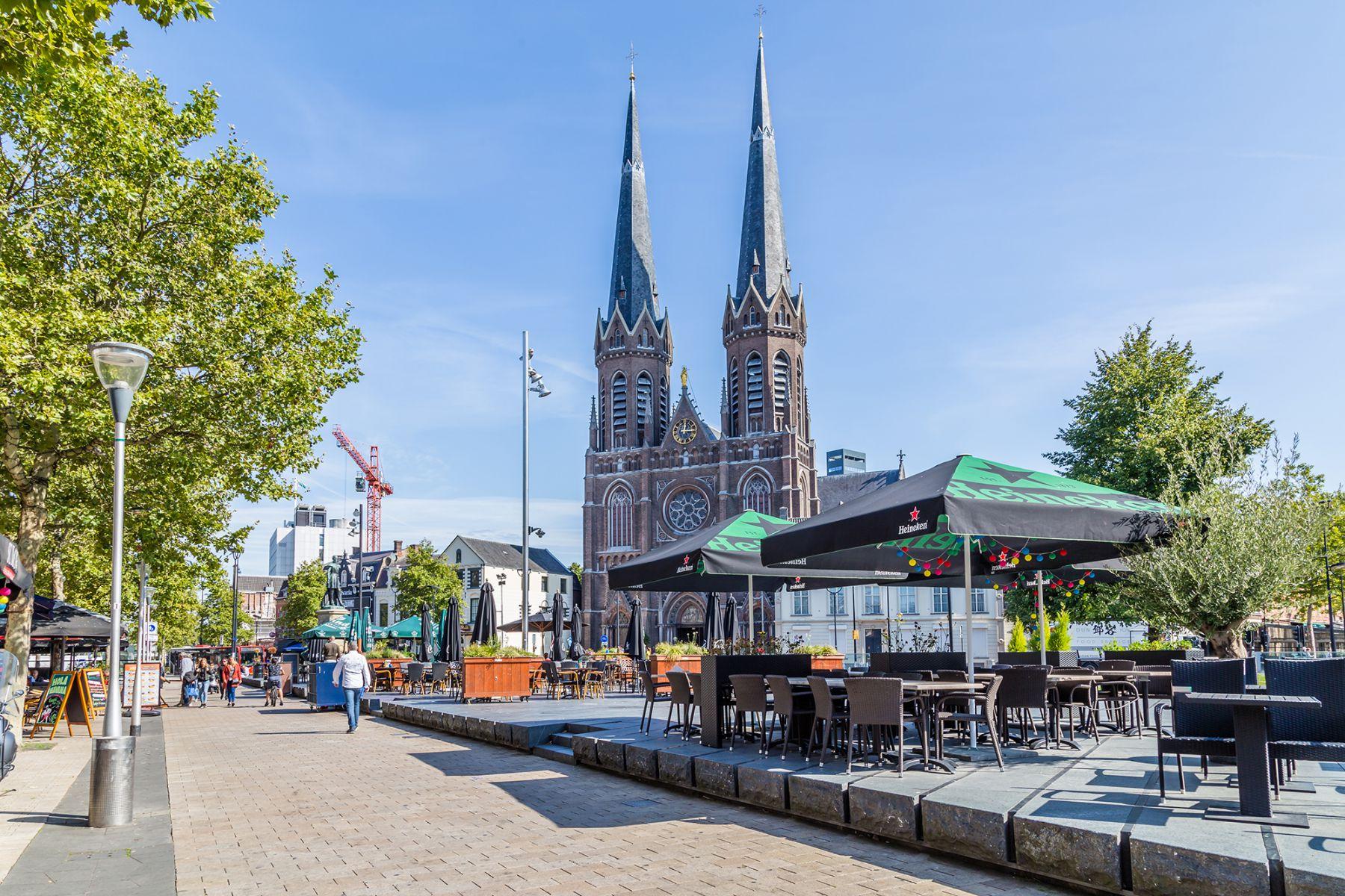 Bezienswaardigheid Tilburg Stadswandeling