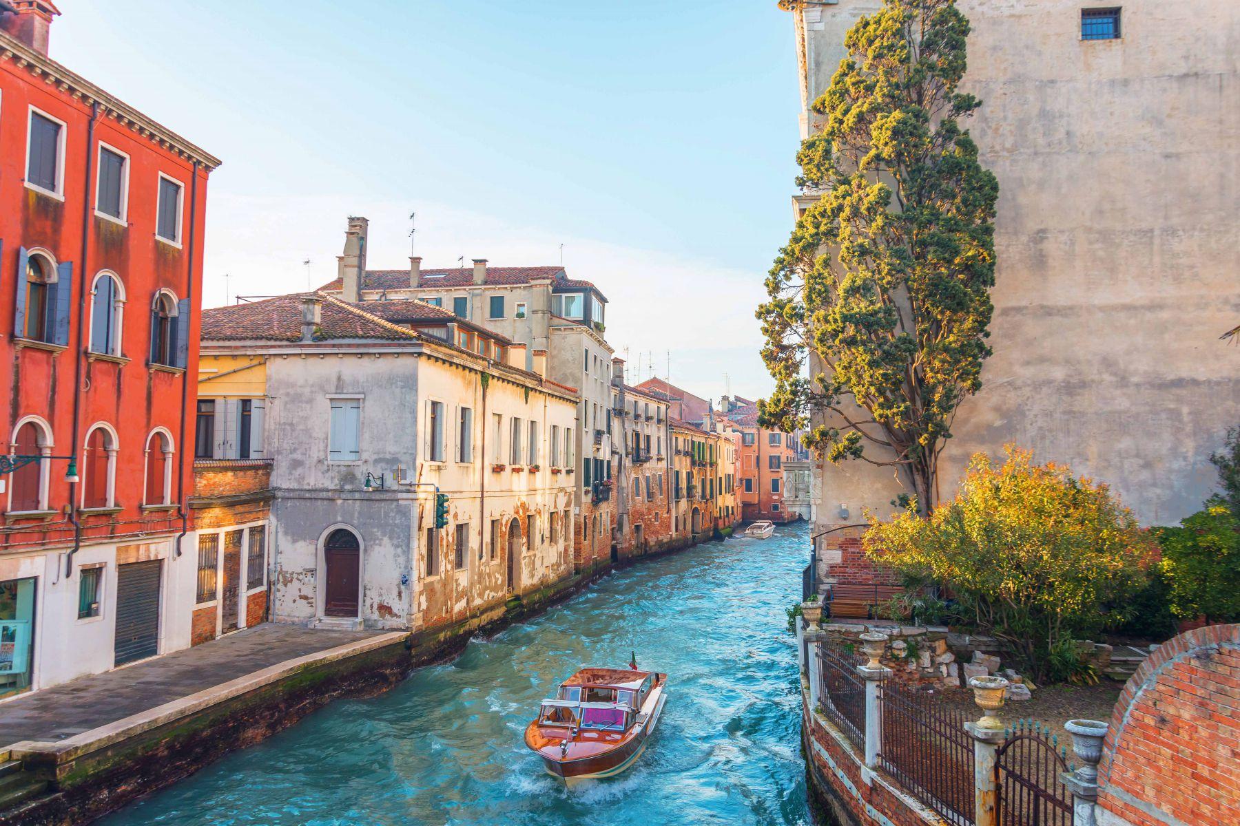 Varen stad Venetië