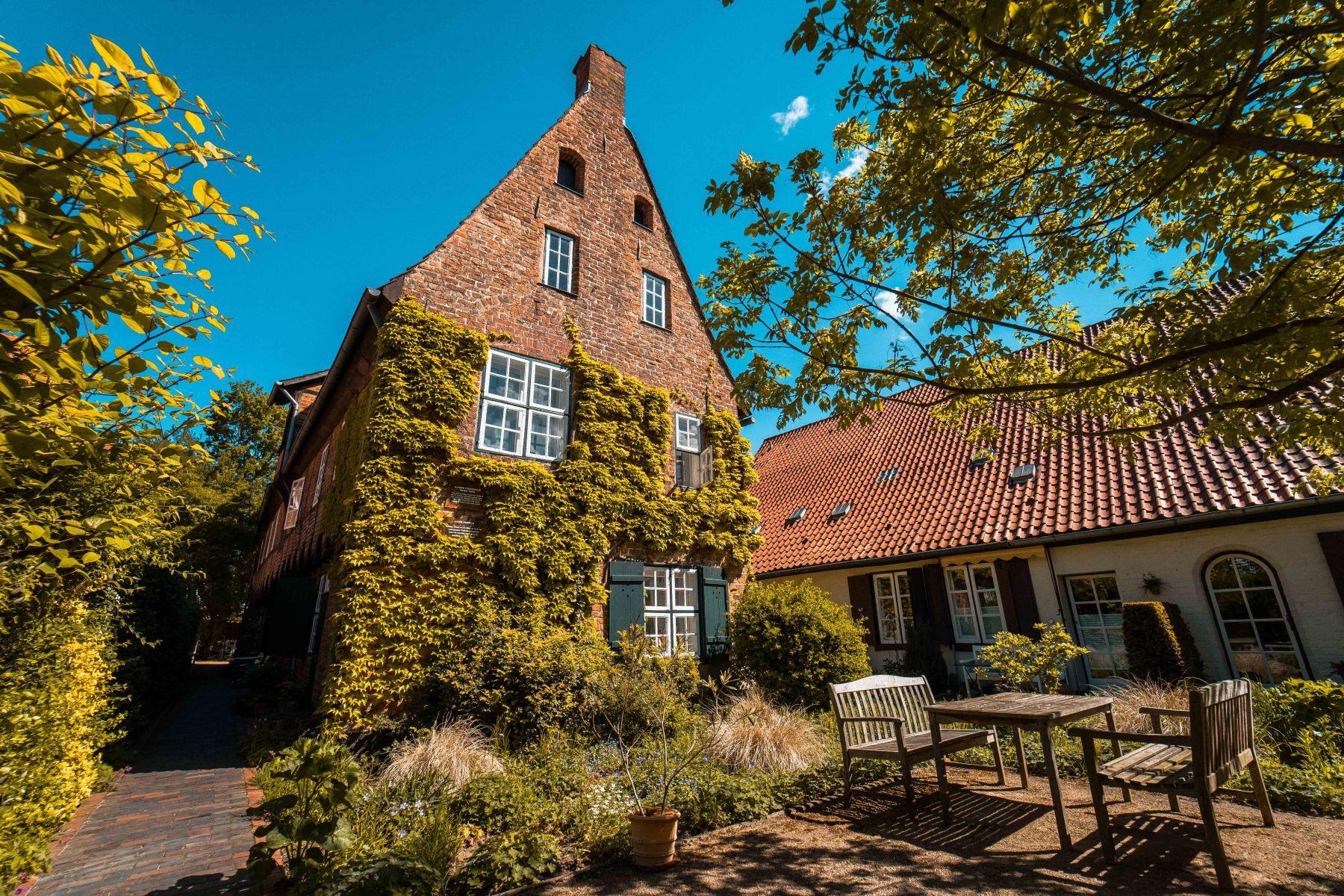 Lübeck Glandorps Hof