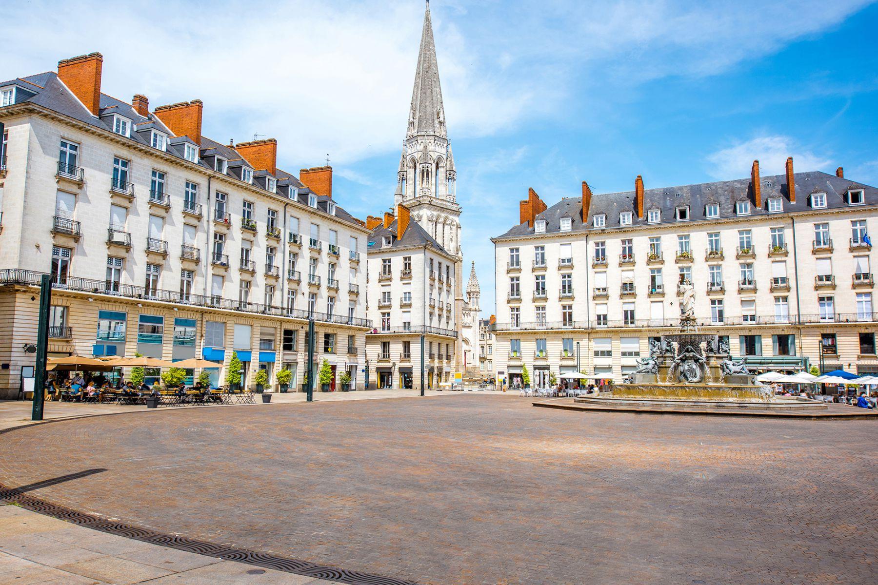 Plein in Nantes