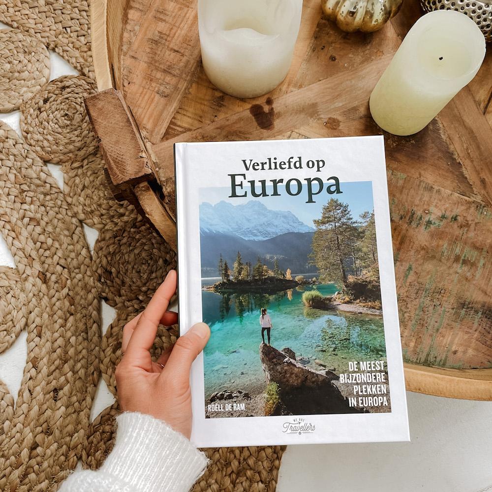 Nieuw boek WeAreTravellers, Verliefd op Europa