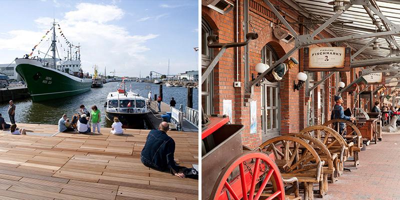 Lokale ambachten in de Schaufenster Fischereihafen   Credits: Erlebnis Bremerhaven