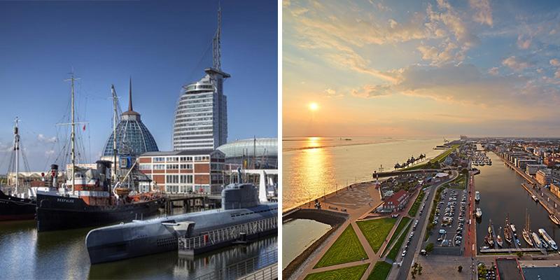 German.Local.Flair. in Bremerhaven   Credits: Jens Hagens / Erlebnis Bremerhaven & Achim Meurer / Erlebnis Bremerhaven