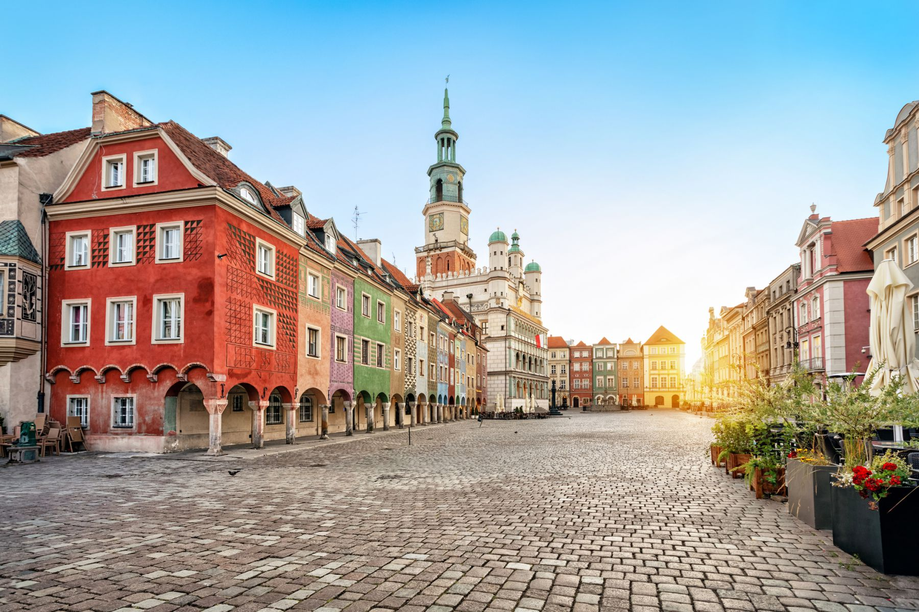 Stary Rynek, het oude centrum van Poznań | credit: bbsferrari (iStock)