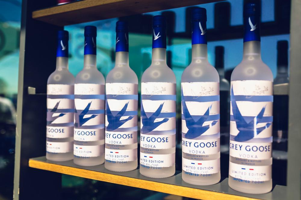 Grey Goose. Beeld: Remy de Klein