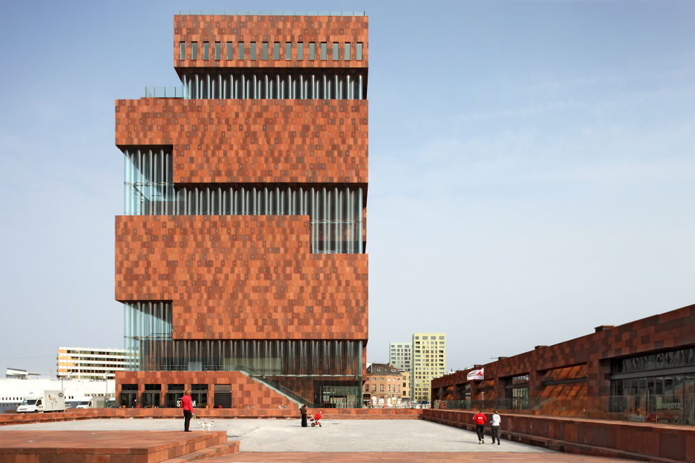 Museum aan de Stroom - beeld: Filip Dujardin