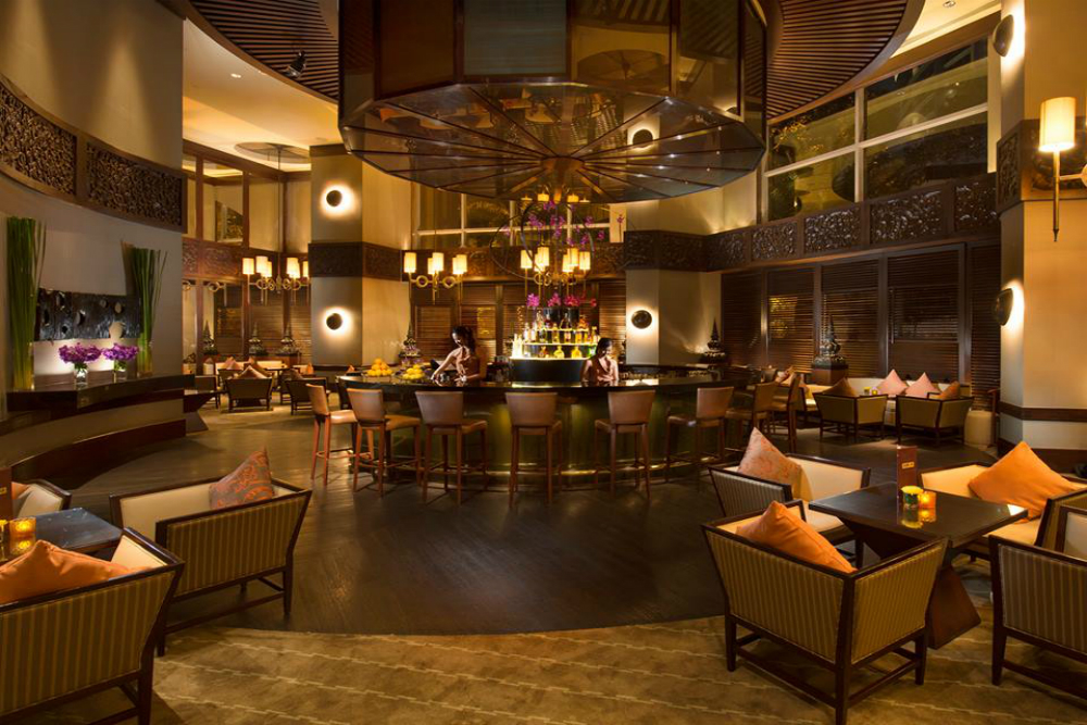 Beeld: Diplomat Bar at Conrad Bangkok (Facebook)