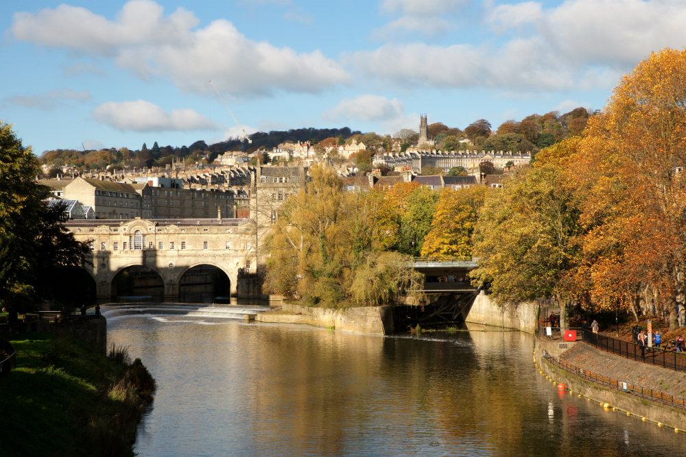Beeld: Visit Bath