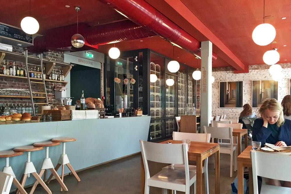 Restaurant Colonialen. Beeld: Bianca van der Ham - CityZapper