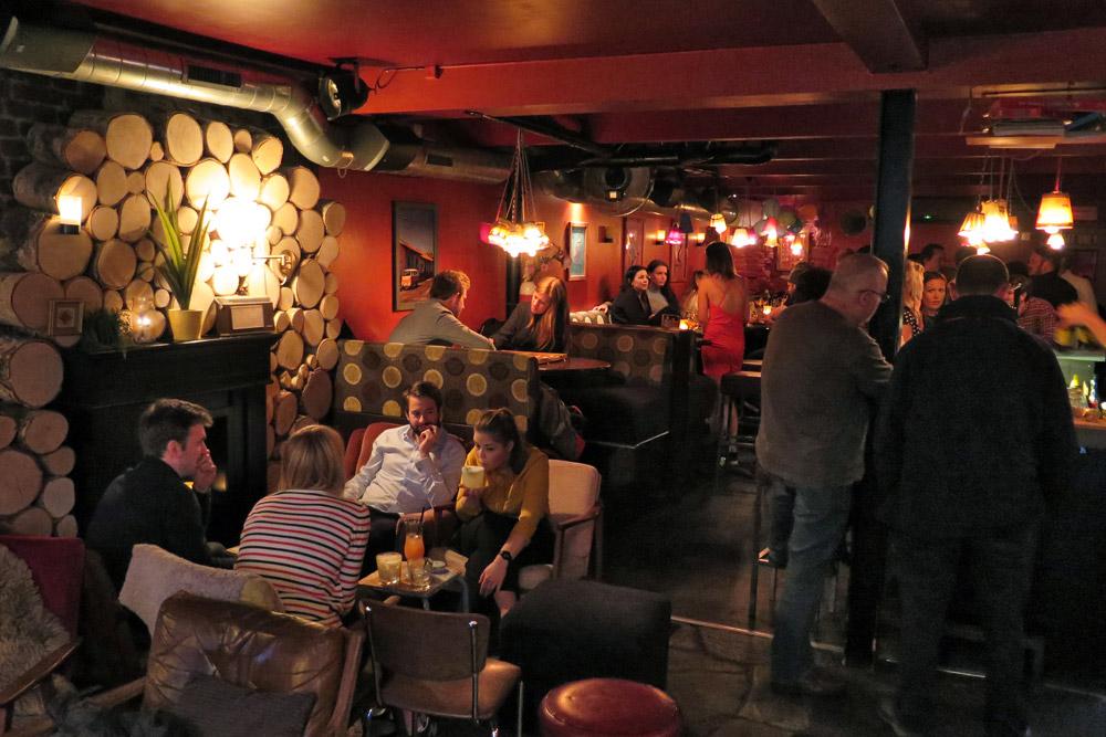 No Stress is een café in Bergen. Beeld: Bianca van der Ham - CityZapper