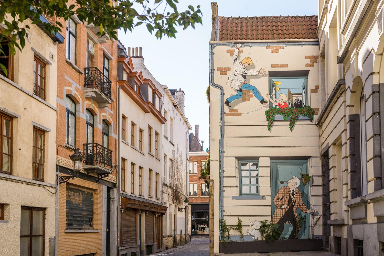 Beeld: visit.brussels - Jean-Paul Remy
