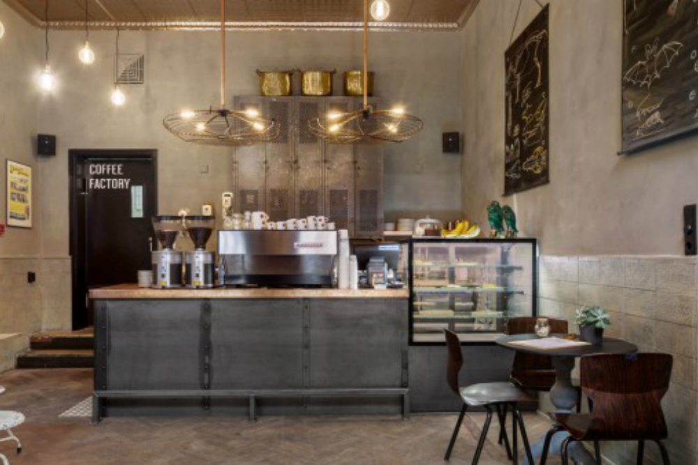 Hometown Coffee and More in Den Haag