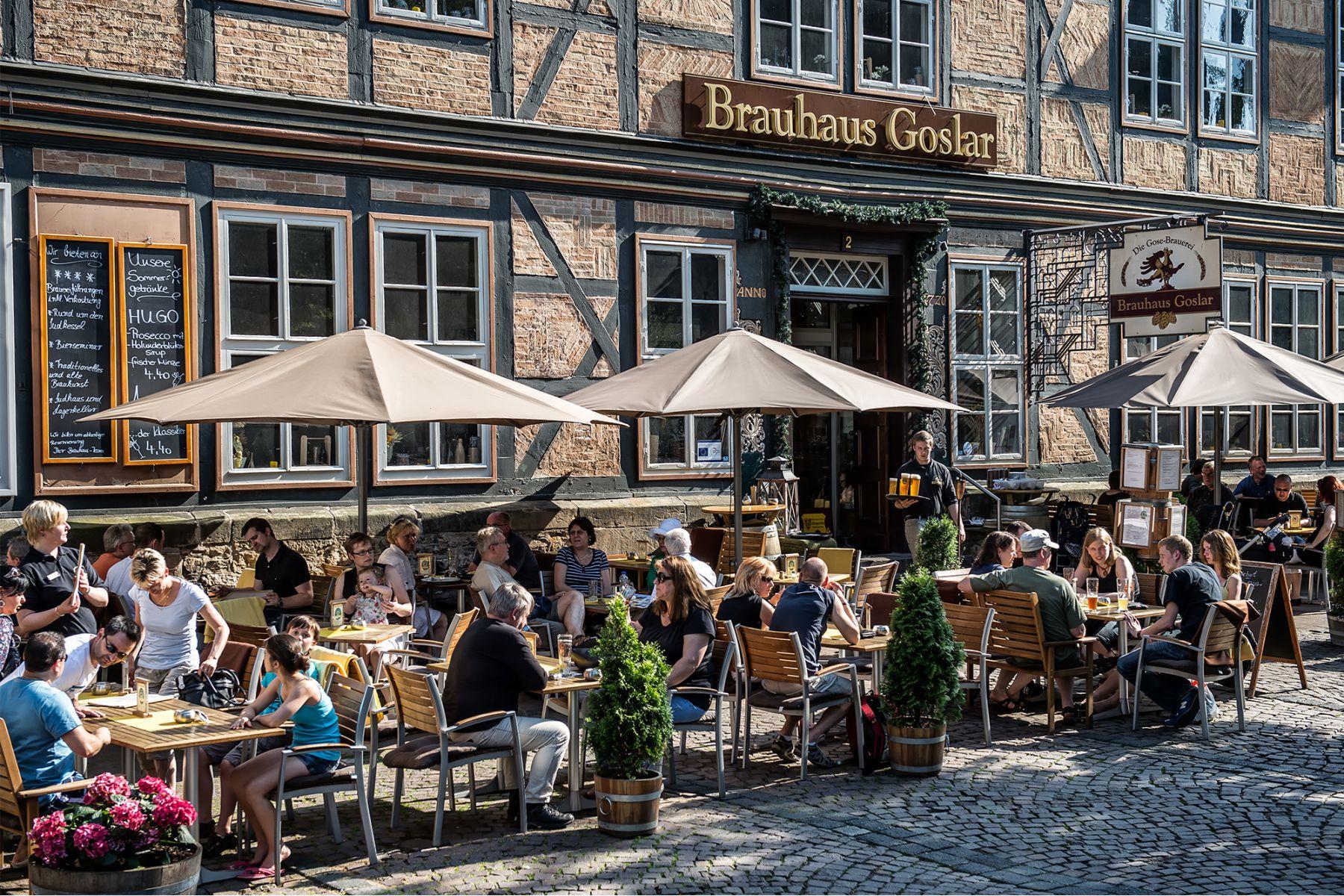 Brauhaus in Goslar   Fotocredit: GOSLAR marketing gmbh Stefan Schiefer