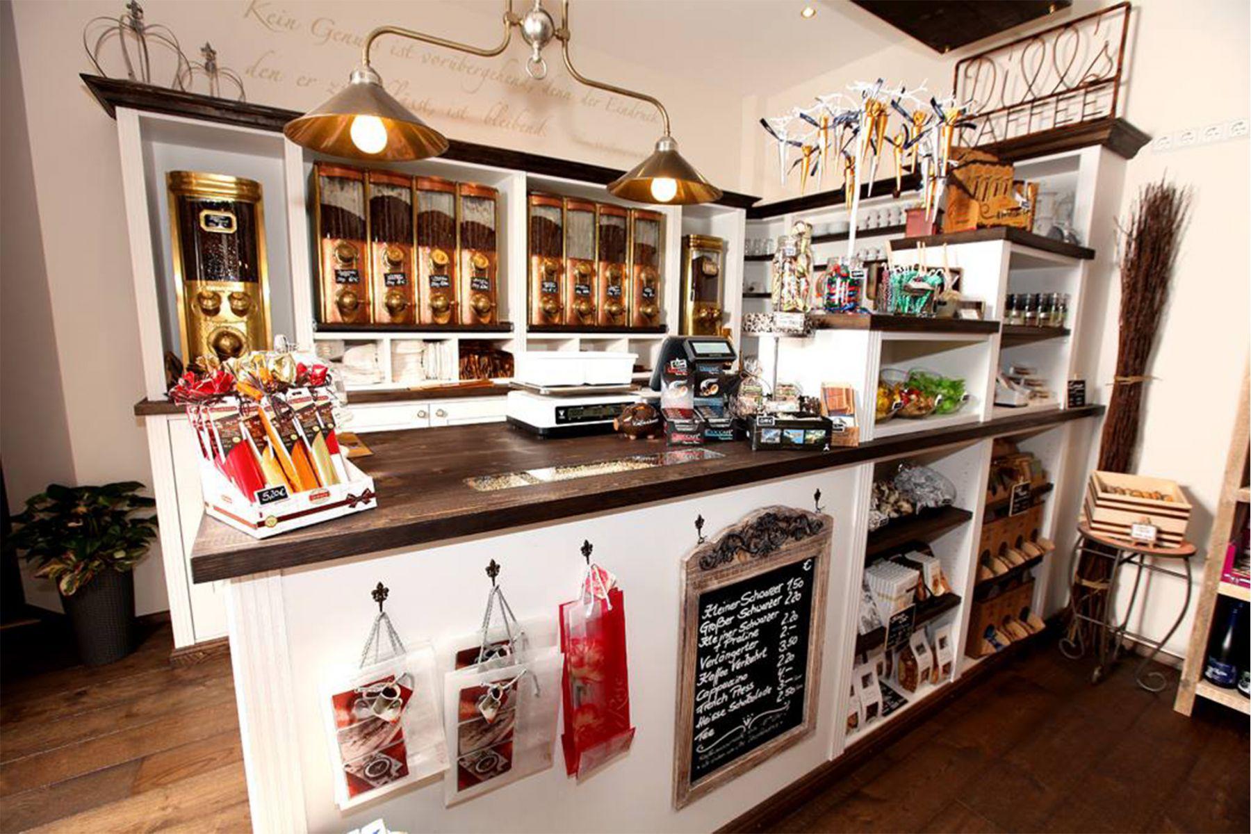 Dill's Kaffeemanufaktur in Goslar   Credit: Dill's Kaffeemanufaktur