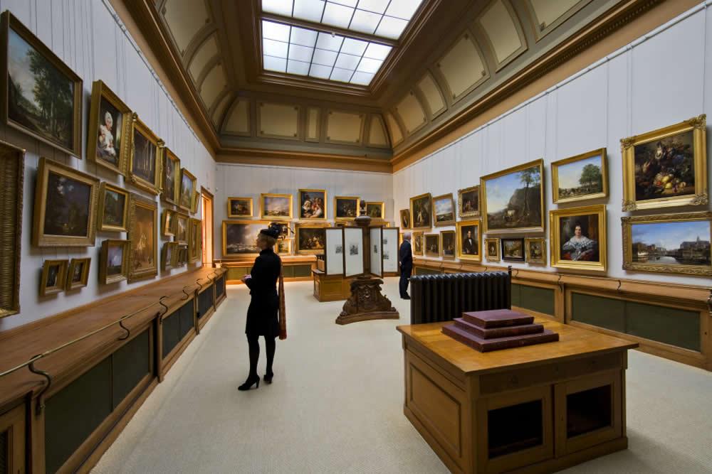 Teylers Museum in Haarlem. Beeld: Teylers Museum Wikipedia