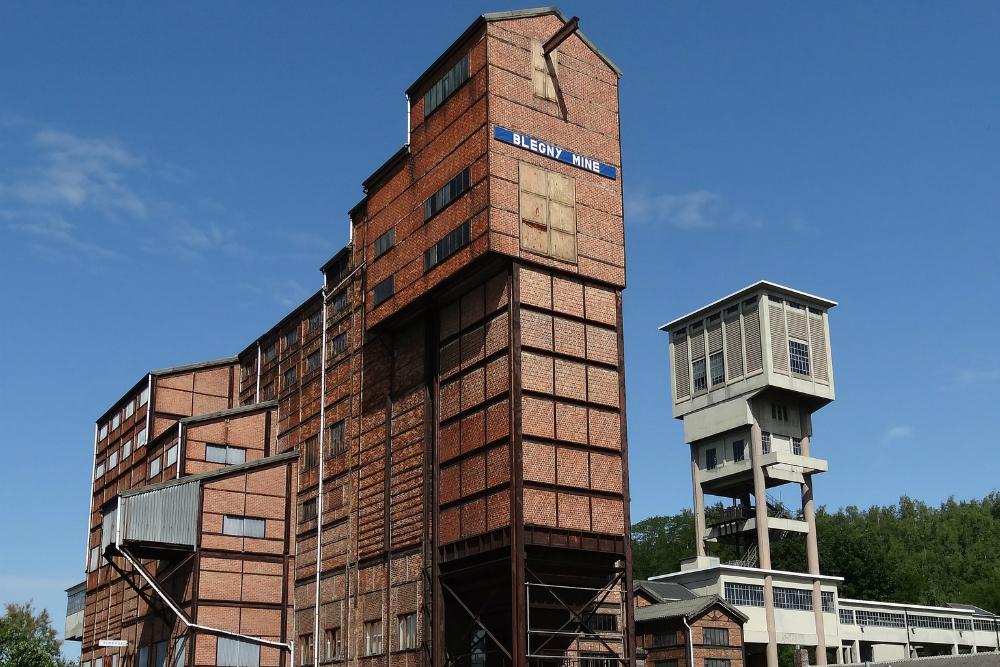 De Blegny-Mine is een museum in Luik. Beeld: Klaus Nahr (Flickr)