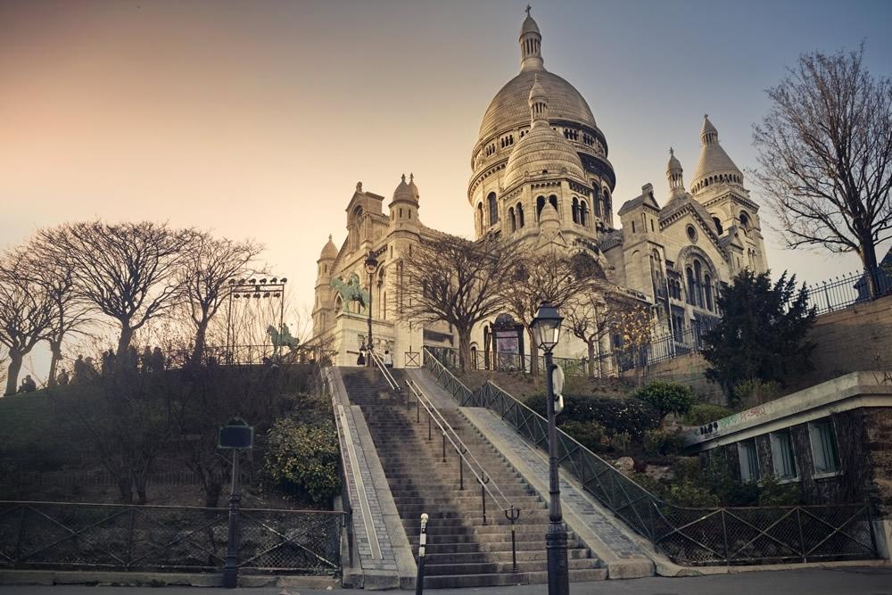 De Sacre Coeur in Parijs. Beeld: Thinkstock