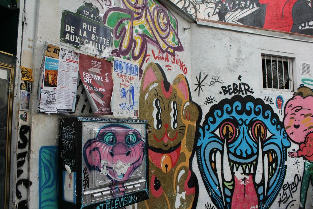 Street Art Tour. Beeld: Glenda Kregel - CityZapper