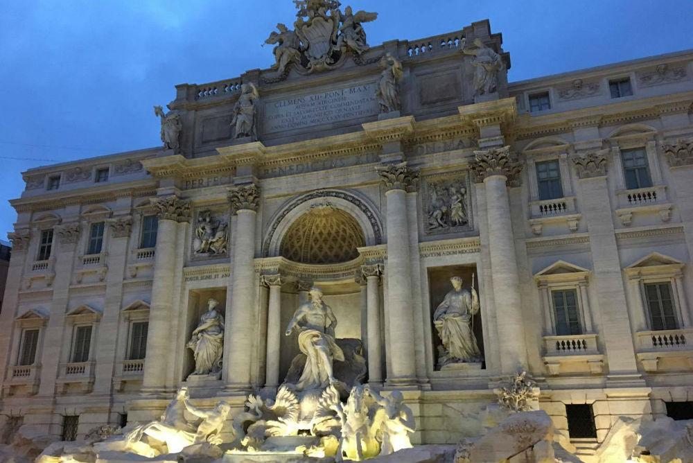 Trevi Fontein Rome - credit: Lize Rensen