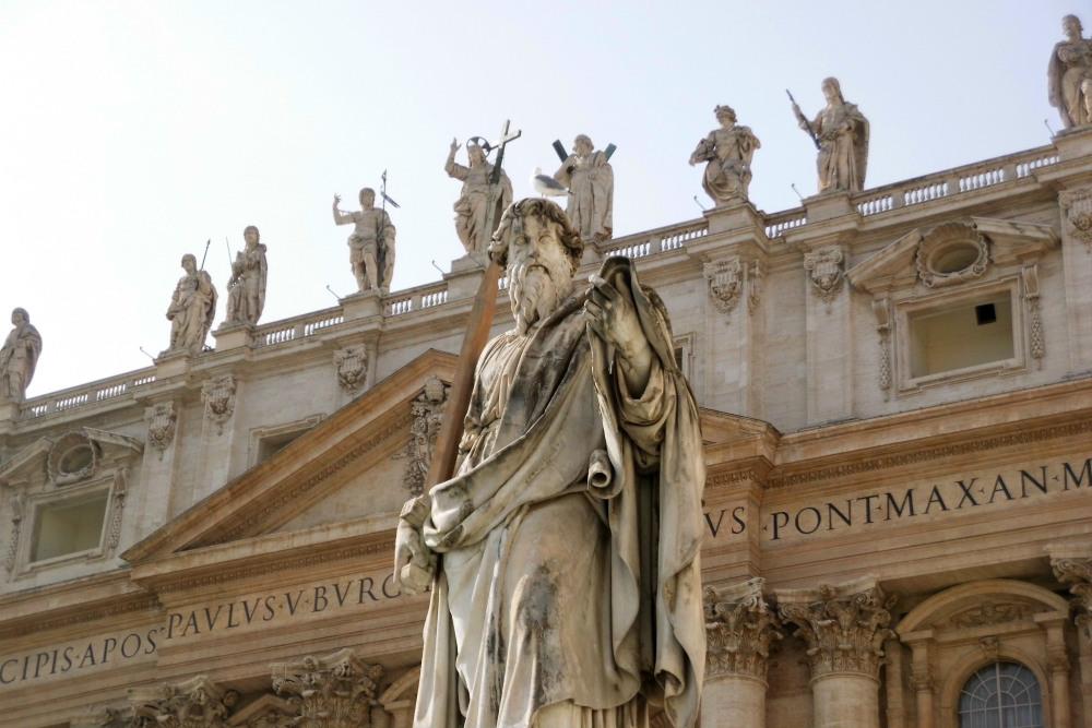 Vaticaan stad Rome - credit: Lize Rensen