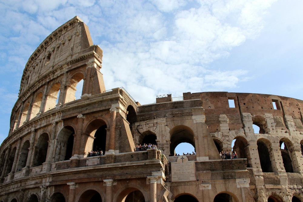 Colosseum Rome - credit: Lize Rensen